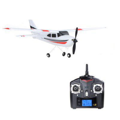 Wltoys F949 Cessna-182 Sky King 2.4G Radio Control 3CH RC Airplane Fixed Wing Plane