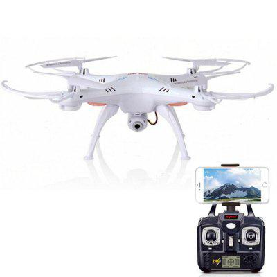 SYMA X5SW RC Drone FPV Real-time Transmission with HD Camera 6-Axis RC Helicopter