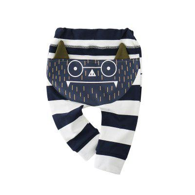 TAOQIMAIDOU Baby Trousers Autumn Clothing Fashion Newborn Boy Girl Pants Brand MD160Q012
