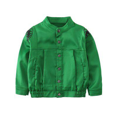 TAOQIMAIDOU Baby Clothes Autumn Jacket Newborn Boy Girl Set Clothing Brand Products MD170Q092