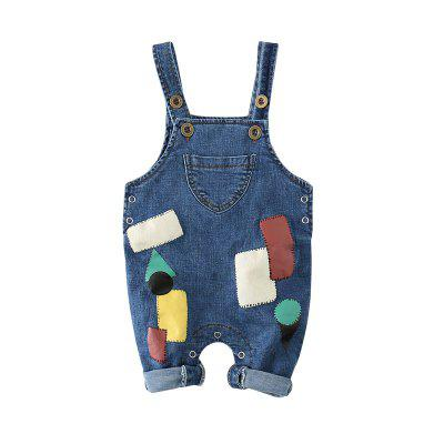 TAOQIMAIDOU Baby Trousers Autumn Clothing Fashion Newborn Boy Girl Rompers MD170Q037
