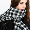 Salybaby Double Face Warm Scarf - BLACK