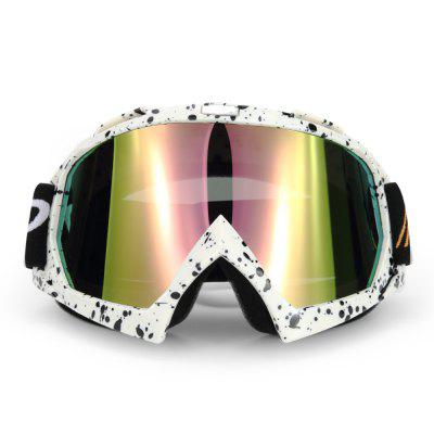 Motorcycle Ski Glasses Outdoor Sports Cycling Sunglasses Off-Road Eyewear