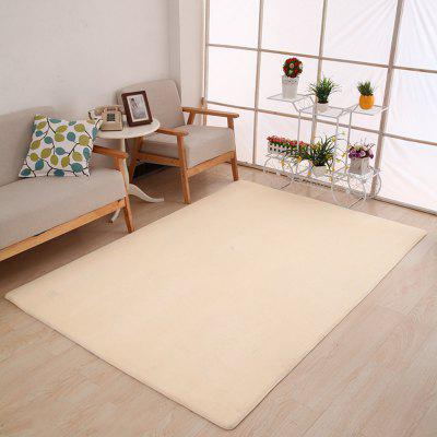 Buy BEIGE 80X120CM Doormat Modern Style Solid Water Proof Carpet6 for $23.04 in GearBest store