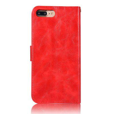Extravagant fashion Flip Leather Case PU Wallet Protection Cases For iphone 7 Plus Cover Cases Phone Bag with Stand roar korea noble leather stand view window case for iphone 7 4 7 inch orange