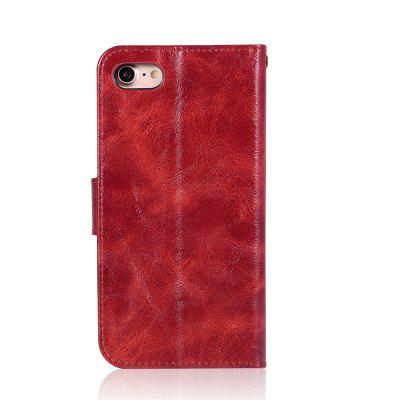 Extravagant Fashion Flip Leather Case PU Wallet Protection Cases For Iphone 7 Cover Cases Phone Bag with StandiPhone Cases/Covers<br>Extravagant Fashion Flip Leather Case PU Wallet Protection Cases For Iphone 7 Cover Cases Phone Bag with Stand<br><br>Color: Black,Red,Brown,Yellow,Gray,Wine red<br>Compatible for Apple: iPhone 7<br>Features: Wallet Case, Shatter-Resistant Case, Smart Case, FullBody Cases, Dirt-resistant, Anti-knock, With Credit Card Holder, Cases with Stand, Bumper Frame, Back Cover<br>Material: Silicagel, PC, TPU, PU Leather, Silicone, Genuine Leather<br>Package Contents: 1 x Phone Case<br>Package size (L x W x H): 15.50 x 8.00 x 2.00 cm / 6.1 x 3.15 x 0.79 inches<br>Package weight: 0.8000 kg<br>Product size (L x W x H): 14.50 x 7.50 x 1.50 cm / 5.71 x 2.95 x 0.59 inches<br>Product weight: 0.0700 kg<br>Style: Retro, Vintage, Cool, Leather, Vintage/Nostalgic Euramerican Style, Solid Color, Funny