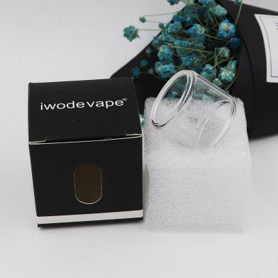 Original Iwodevape E-Cig Atomizer Troll Rta Fat Glass Tube Step Storage Tube