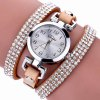 Buy BEIGE, Watches & Jewelry, Women's Watches for $2.58 in GearBest store