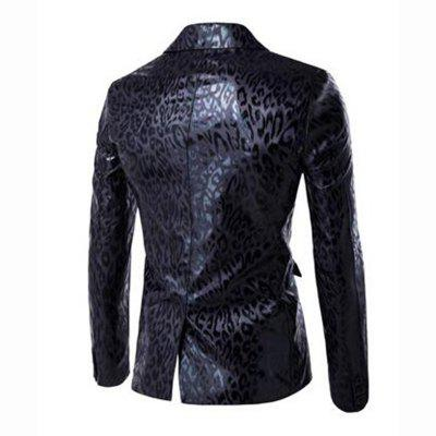 Mens Casual Plus Sizes Print Long Sleeve Regular BlazerMens Jackets &amp; Coats<br>Mens Casual Plus Sizes Print Long Sleeve Regular Blazer<br><br>Clothes Type: Others<br>Materials: Polyester<br>Package Content: 1 X Coat<br>Package size (L x W x H): 1.00 x 1.00 x 1.00 cm / 0.39 x 0.39 x 0.39 inches<br>Package weight: 0.4200 kg<br>Pattern Type: Leopard<br>Size1: M,L,XL,2XL,3XL<br>Style: Fashion<br>Thickness: Thin<br>Type: Slim