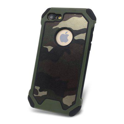 Camouflage Armor Defender Case Cover for iPhone 8/7