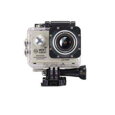 F60B 16MP 1080P FHD  2.0 LCD WIFI Waterproof 30M Action Sports Camera