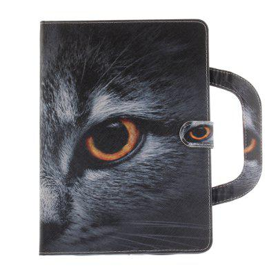Stereoscopic Painted PU Leather Case for iPad Pro 9.7