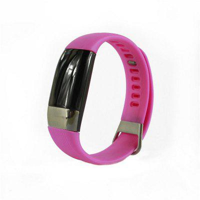 E18 Smart Band Heart Rate Blood Pressure Sport Waterproof Reminder Smart Bracelet for Android / iOS