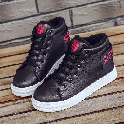 Fashion Hot Style Women with Velvet Casual ShoesWomens Casual Shoes<br>Fashion Hot Style Women with Velvet Casual Shoes<br><br>Available Size: 36,37,38,39,40<br>Closure Type: Lace-Up<br>Embellishment: None<br>Gender: For Women<br>Outsole Material: Rubber<br>Package Contents: 1xShoes(pair)<br>Pattern Type: Others<br>Season: Winter<br>Toe Shape: Round Toe<br>Toe Style: Closed Toe<br>Upper Material: PU<br>Weight: 1.2000kg