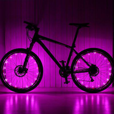 Nocturnal Riding LED Waterproof Wheel Lamp for Bicycle