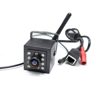 1080P WIFI Audio 2.1MM Wide Angle Lens IR CUT Mini IP Camera Indoor 940NM Led Smallest Night Vision Support Mobile