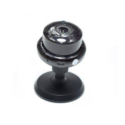 960P MINI IP Camera Wifi Two-Way Voice Slot Night Vision Home Security 1.4MM Lens Visual Angle 360 Degrees