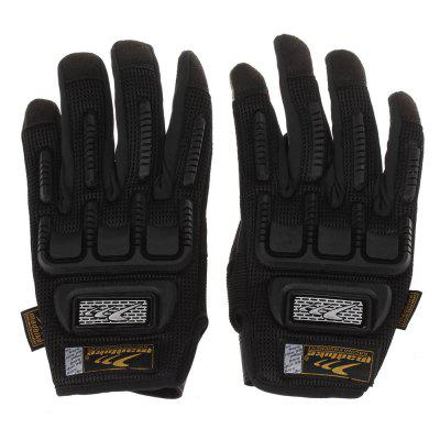 Fashion Motorbike Cycling Racing Gloves with Touch Screen