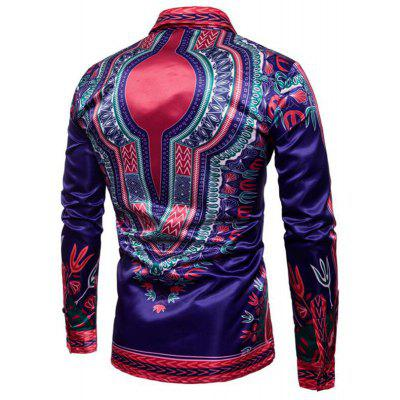 Casual Print Shirt Long Sleeve Shirts for MenMens Shirts<br>Casual Print Shirt Long Sleeve Shirts for Men<br><br>Collar: Turn-down Collar<br>Fabric Type: Polyester<br>Material: Rayon<br>Package Contents: 1 x Shirt<br>Shirts Type: Casual Shirts<br>Sleeve Length: Full<br>Weight: 0.2700kg
