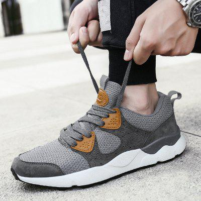 Men Running Breathable Shoes Sport Outdoor Jogging Walking Athletic Sneakers