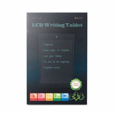 XY - HT1 Liquid Crystal 8.5 Inch Writing Board LCD Computer Handwriting Children Early Teaching Graffiti Painting