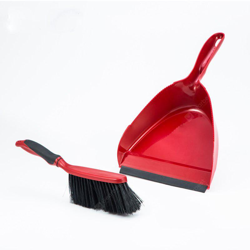 Mini Table Broom Dustpan Set Keyboard Brush Cleaning Tool