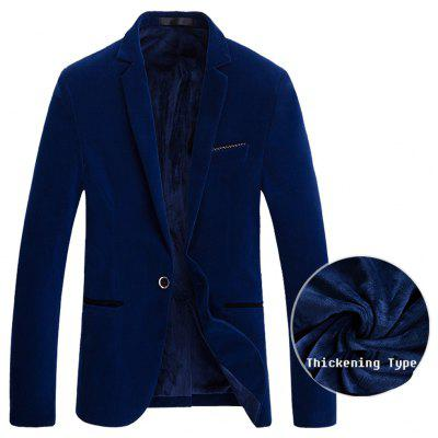 Spring Casual Jacket Men's Clothing Blazers Top Suit