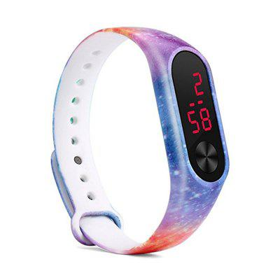 New Replacement Silica Gel Wristband Band Strap for Xiaomi Mi Band 2 Bracelet