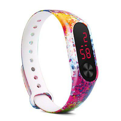 For Xiaomi Mi Band 2 New Replacement Silica Gel Wristband Band Strap Bracelet