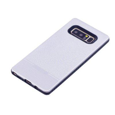 Cloth Painting 2 In 1 Soft Protector Phone Case for Samsung Galaxy Note 8Samsung Note Series<br>Cloth Painting 2 In 1 Soft Protector Phone Case for Samsung Galaxy Note 8<br><br>Features: Back Cover<br>Material: TPU, PC<br>Package Contents: 1 x Phone Case<br>Package size (L x W x H): 20.00 x 20.00 x 5.00 cm / 7.87 x 7.87 x 1.97 inches<br>Package weight: 0.0500 kg<br>Product weight: 0.0300 kg<br>Style: Solid Color