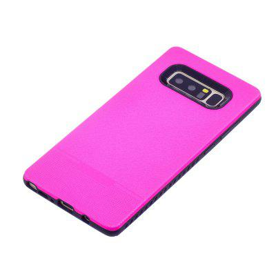 Cloth Painting 2 In 1 Soft Protector Phone Case for Samsung Galaxy Note 8 active path updation for layered routing apular in wmn