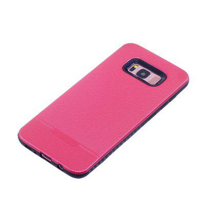 Cloth Painting 2 In 1 Soft Protector Phone Case for Samsung Galaxy S8 active path updation for layered routing apular in wmn