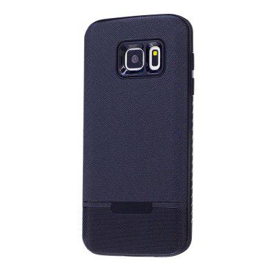 Cover in Tessuto 2 in 1 Soft Protector per Samsung Galaxy S7 Edge
