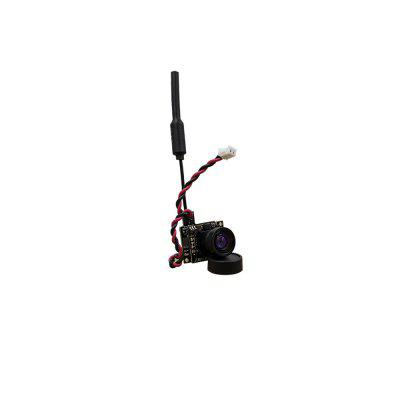 Lieber 600TVL Carmera 5.8GHz 40CH 25mW FPV Transmitter with Antenna Combo for FPV Quadcopter Drone