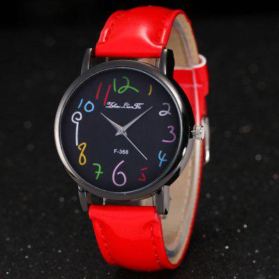 ZhouLianFa New Stylish Crystal Grain Leather Strap Black Dial Ladies Digital Quartz WatchWomens Watches<br>ZhouLianFa New Stylish Crystal Grain Leather Strap Black Dial Ladies Digital Quartz Watch<br><br>Band material: PU Leather<br>Band size: 23 x 2cm<br>Brand: ZhouLianFa<br>Case material: Alloy<br>Clasp type: Pin buckle<br>Dial size: 4 x 4 x 1cm<br>Display type: Analog<br>Movement type: Quartz watch<br>Package Contents: 1 x Watch<br>Package size (L x W x H): 14.00 x 9.00 x 6.00 cm / 5.51 x 3.54 x 2.36 inches<br>Package weight: 0.0600 kg<br>Product size (L x W x H): 23.00 x 4.00 x 1.00 cm / 9.06 x 1.57 x 0.39 inches<br>Product weight: 0.0300 kg<br>Shape of the dial: Round<br>Watch mirror: Mineral glass<br>Watch style: Casual, Fashion, Classic, Business, Retro, Lovely, Outdoor Sports, Childlike<br>Watches categories: Women,Female table<br>Water resistance: No