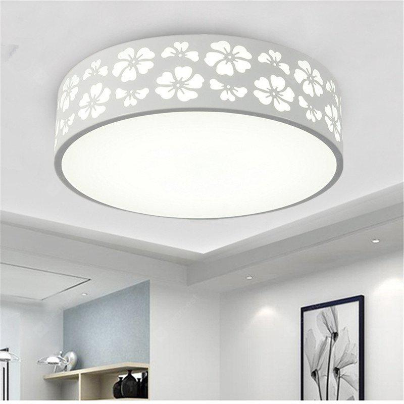 18 watts modern simple circular led ceiling light 30 cm 2119 18 watts modern simple circular led ceiling light 30 cm mozeypictures Image collections