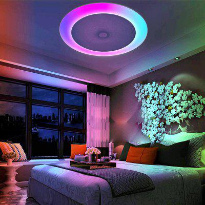 X816Y - 48W - LY - YXAA Music Color Changing Ceiling Light, Smart Bluetooth APP AC 220V