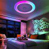 X816Y - 48W - LY - YXAA Music Color Changing Ceiling Light, Smart Bluetooth APP AC 220V - WHITE