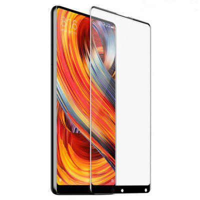 For Xiaomi Mi Mix2  Full Cover Premium 9H Hardness Tempered Glass Front Screen Protector film