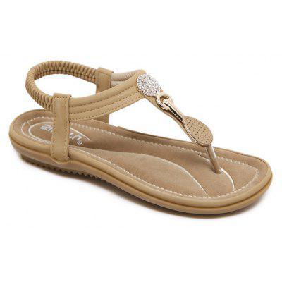 Women'S National Wind Foreign Trade Comfort Large Size Women'S Shoes
