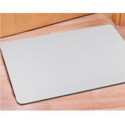 Doormat Anti Slip Entry Way Floor Mat for Bathroom Bedroom Kitchen Living Room Water-Absorbing Floor MatsCarpets &amp; Rugs<br>Doormat Anti Slip Entry Way Floor Mat for Bathroom Bedroom Kitchen Living Room Water-Absorbing Floor Mats<br><br>Material: Rubber, Felt<br>Package Contents: 1 x Doormat<br>Package size (L x W x H): 40.00 x 7.00 x 7.00 cm / 15.75 x 2.76 x 2.76 inches<br>Package weight: 0.2900 kg<br>Product size (L x W x H): 60.00 x 40.00 x 0.01 cm / 23.62 x 15.75 x 0 inches<br>Product weight: 0.2300 kg<br>Shape: Rectangle<br>Suitable Place: Outdoor,Living Room,Bathroom,Bedroom,Dining Room,Office,Kids Room,Game Room,Study Room,Balcony,Babys Room<br>Type: Contemporary