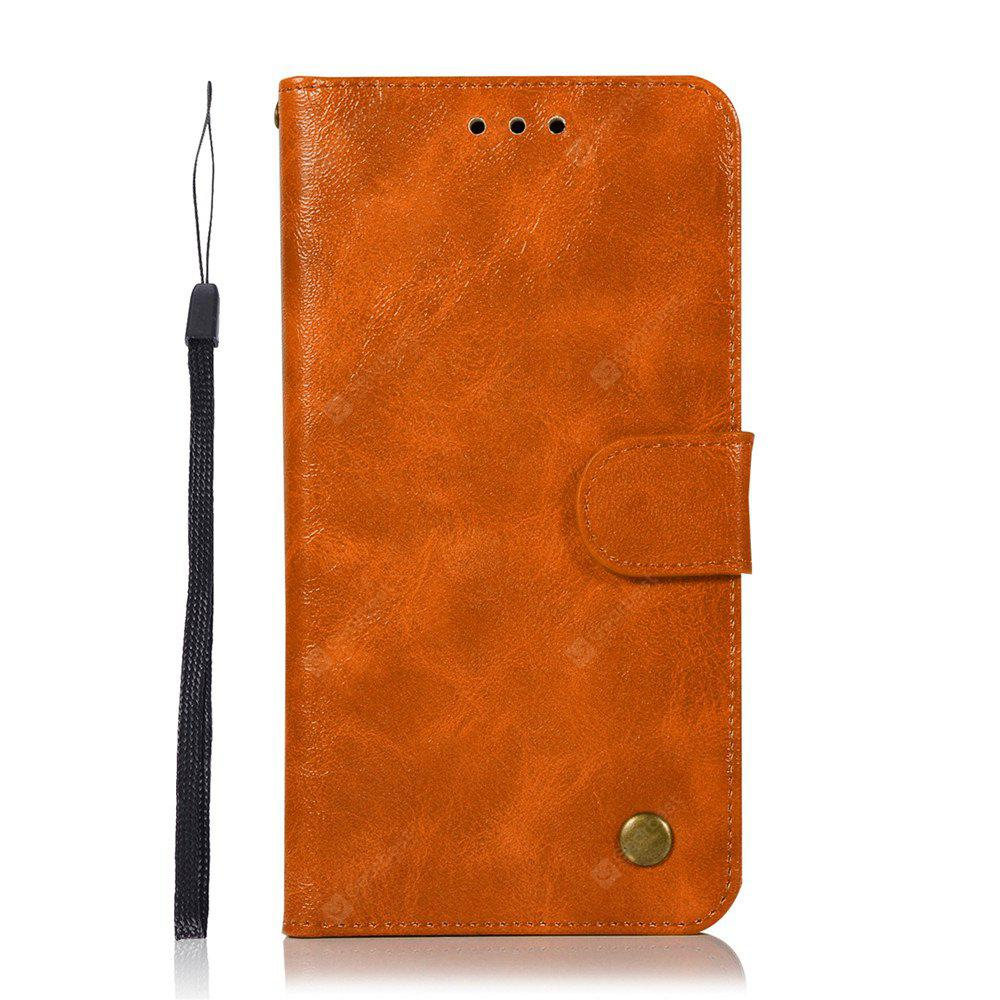Flip Leather Case PU Wallet Protection Cases For Samsung GalaxyJ7 Prime / On7 / G6100 Cover Cases Phone Bag with Stand