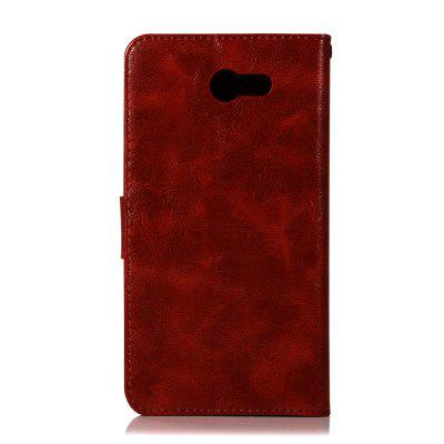 Fashion Flip Leather Case PU Wallet Cases For Samsung Galaxy J7 2017 J720 U.S. version Cover Cases Phone Bag with StandSamsung J Series<br>Fashion Flip Leather Case PU Wallet Cases For Samsung Galaxy J7 2017 J720 U.S. version Cover Cases Phone Bag with Stand<br><br>Color: Black,Red,Brown,Yellow,Gray,Wine red<br>Compatible with: SAMSUNG<br>Features: Auto Sleep/Wake Up, Dirt-resistant, Anti-knock, With Credit Card Holder, Cases with Stand, Bumper Frame, Full Body Cases, Back Cover<br>For: Samsung Mobile Phone<br>Material: Genuine Leather, Silicone, PU Leather, PC<br>Package Contents: 1 x Phone Case<br>Package size (L x W x H): 16.00 x 8.50 x 2.00 cm / 6.3 x 3.35 x 0.79 inches<br>Package weight: 0.0800 kg<br>Product weight: 0.0700 kg<br>Style: Fashion, Vintage/Nostalgic Euramerican Style, Silk Texture, Metal Finish, Solid Color, Retro, Leather, Vintage, Novelty