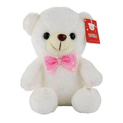 Romantic Confession Lover Kawaii Talking Creative Light Up LED Inductive  Bear Plush Toy