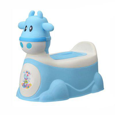 Cow toilet MY01366-blue