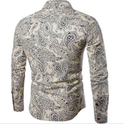 New Spring MenS Fashion Leisure Slim Shirt PrintingCS2Mens Shirts<br>New Spring MenS Fashion Leisure Slim Shirt PrintingCS2<br><br>Collar: Turn-down Collar<br>Fabric Type: Polyester<br>Material: Acrylic<br>Package Contents: 1xShirt<br>Shirts Type: Casual Shirts<br>Sleeve Length: Full<br>Weight: 0.3000kg