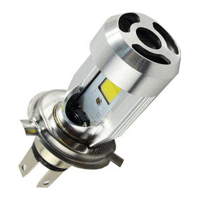 H4 Motorcycle LED Headlight 20W 2000LM Motorcycle H4 High Low Beam Function Ultra White Bright Lightness Universal Usage