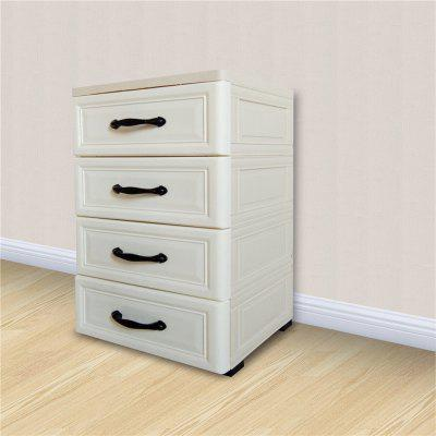 Drawer Locker A Locker Receive A Case Toy Receive ArkStorage Boxes &amp; Bins<br>Drawer Locker A Locker Receive A Case Toy Receive Ark<br><br>Functions: Home, Travel, Kitchen, School, Office, Dining Room, Bedroom, Bathroom, Living Room<br>Materials: Plastic<br>Package Contents: 1?The top,4?The wheel ,4?Straight before,4?Straight after,8?The side panel,4?The rear panel,4?grid,4?panel,4?hand<br>Package Size(L x W x H): 38.50 x 33.00 x 37.50 cm / 15.16 x 12.99 x 14.76 inches<br>Package weight: 4.6000 kg<br>Product Size(L x W x H): 38.00 x 32.00 x 68.00 cm / 14.96 x 12.6 x 26.77 inches<br>Types: Storage Boxes and Bins, Storage Bottles and Jars