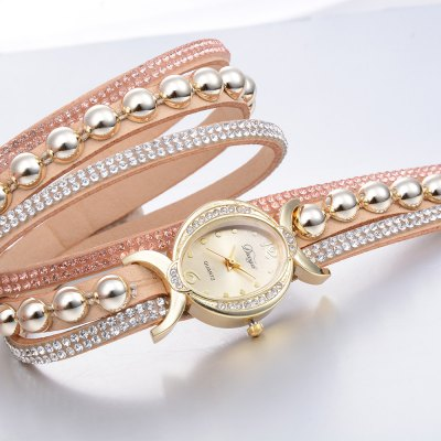 DUOYA D157 Women Bracelet Luxury Watch New Wrist Watch