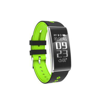 S11 Smart Band Fitness Bracelet Blood Pressure Oxygen Monitor Smart Wristband Fitness Bracelet with Heart Rate MonitorSmart Watches<br>S11 Smart Band Fitness Bracelet Blood Pressure Oxygen Monitor Smart Wristband Fitness Bracelet with Heart Rate Monitor<br><br>Alert type: Vibration<br>Band material: Silicone<br>Battery  Capacity: 70mAH<br>Bluetooth Version: Bluetooth 4.0<br>Case material: The other<br>Compatability: IOS 8.0 above, Android 4.0 and above<br>Compatible OS: IOS, Android<br>Functions: Incoming calls show, Pedometer, Notification of app, Date, Alarm Clock, Time<br>IP rating: IP67<br>Language: English,French,Spanish,Russian,German,Italian,Polish,Turkish,Simplified Chinese,Traditional Chinese,Danish,Thai,Japanese,Korean,Hindi,Polski,Deutsch,Itanlian<br>Operating mode: Touch Screen<br>Package Contents: 1 x S13 smart  Bracelet, 1 x English User manual, 1 x Charging Cable<br>Package size (L x W x H): 12.00 x 7.50 x 5.00 cm / 4.72 x 2.95 x 1.97 inches<br>Package weight: 0.1200 kg<br>People: Male table<br>Product size (L x W x H): 5.00 x 2.20 x 1.00 cm / 1.97 x 0.87 x 0.39 inches<br>Product weight: 0.0200 kg<br>Screen type: OLED<br>Shape of the dial: Rectangle<br>Standby time: 5-7 Day<br>Waterproof: Yes